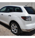 mazda cx 7 2010 white suv s grand touring gasoline 4 cylinders front wheel drive automatic 78757