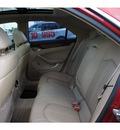 cadillac cts 2008 red sedan 3 6l di gasoline 6 cylinders rear wheel drive automatic 77094