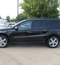 mercedes benz gl class 2009 black suv gl320 bluetec diesel 6 cylinders 4 wheel drive shiftable automatic 77074