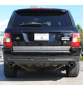 land rover range rover sport 2008 black suv supercharged gasoline 8 cylinders 4 wheel drive automatic 77002