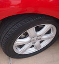 toyota camry 2009 red sedan se v6 gasoline 6 cylinders front wheel drive automatic 76049