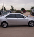 toyota camry 2007 silver sedan xle v6 gasoline 6 cylinders front wheel drive automatic 76049