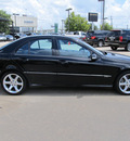mercedes benz c class 2007 black sedan c230 sport gasoline 6 cylinders rear wheel drive shiftable automatic 77074