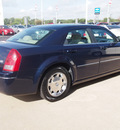 chrysler 300 2006 blue sedan touring 6 cylinders automatic with overdrive 77802