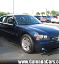 dodge charger 2006 dk  blue sedan rt gasoline 8 cylinders rear wheel drive automatic 33912