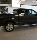 ford f 150 2010 black fx4 flex fuel 8 cylinders 4 wheel drive automatic 75219