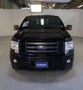 ford f 150 2010 black fx4 flex fuel 8 cylinders 4 wheel drive automatic 75219