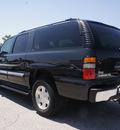 gmc yukon xl 2006 black suv slt flex fuel 8 cylinders rear wheel drive automatic 75057