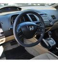honda civic 2008 red sedan lx gasoline 4 cylinders front wheel drive automatic 78233