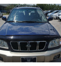 subaru forester 2001 dk  blue suv s 4 cylinders automatic 77339