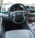 toyota highlander 2011 gray suv limited gasoline 6 cylinders front wheel drive automatic 75034