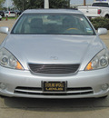 lexus es 330 2005 silver sedan gasoline 6 cylinders front wheel drive automatic with overdrive 77074
