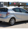 toyota prius 2012 silver hatchback hybrid 4 cylinders front wheel drive automatic 78232