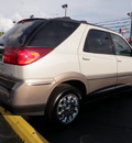 buick rendezvous 2007 lt  gray suv cxl gasoline 6 cylinders front wheel drive automatic 32401