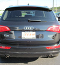 audi q5 2012 black suv 2 0t quattro premium plus gasoline 4 cylinders all whee drive 8 speed 46410