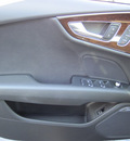 audi a7 2013 black hatchback 3 0t quattro premium plus gasoline 6 cylinders all whee drive 8 speed 46410