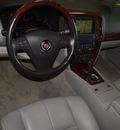 cadillac sts 2007 silver sedan v6 gasoline 6 cylinders automatic 76108