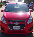 chevrolet spark 2013 red hatchback ls manual gasoline 4 cylinders front wheel drive 5 speed manual 77581