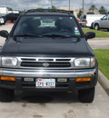 nissan pathfinder 1997 black suv se gasoline 6 cylinders 4 wheel drive automatic 77090