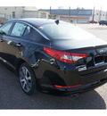 kia optima 2013 black sedan sx gasoline 4 cylinders front wheel drive automatic 78550