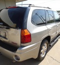 gmc envoy 2002 pewter metallic suv slt gasoline 6 cylinders rear wheel drive 4 speed automatic 76108