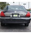 mercury grand marquis 2010 black sedan ls flex fuel 8 cylinders rear wheel drive automatic 79407
