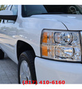 chevrolet silverado 1500 2008 white pickup truck lt2 flex fuel 8 cylinders 2 wheel drive automatic 76051