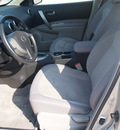 nissan rogue 2010 silver suv s gasoline 4 cylinders front wheel drive automatic 76049