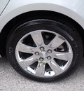 buick lacrosse 2010 silver sedan cxs gasoline 6 cylinders front wheel drive automatic 75604