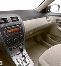 toyota corolla 2011 sedan gasoline 4 cylinders front wheel drive 4 speed automatic 76053