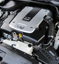 infiniti g37 sedan 2009 white sedan gasoline 6 cylinders rear wheel drive shiftable automatic 77074
