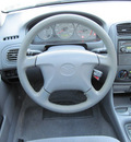 mazda protege 1999 silver sedan lx gasoline 4 cylinders front wheel drive automatic with overdrive 77074