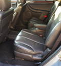 chrysler pacifica 2006 lt  blue suv touring gasoline 6 cylinders front wheel drive shiftable automatic 75080