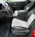 ford edge 2010 red suv sport gasoline 6 cylinders front wheel drive automatic 32783