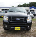 ford f 150 2006 black fx4 gasoline 8 cylinders 4 wheel drive automatic with overdrive 07724