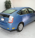 toyota prius 2006 lt  blue hatchback hybrid 4 cylinders front wheel drive automatic 91731