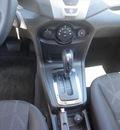 ford fiesta 2012 white sedan se gasoline 4 cylinders 90004