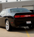 dodge challenger 2013 black coupe sxt flex fuel 6 cylinders rear wheel drive automatic 62034