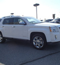 gmc terrain 2011 white suv slt 2 flex fuel 6 cylinders all whee drive automatic 99336