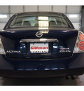 nissan altima 2006 blue sedan sl gasoline 4 cylinders front wheel drive not specified 77471