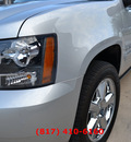 chevrolet avalanche 2011 silver suv ltz w navigation w dvd flex fuel 8 cylinders 2 wheel drive automatic 76051
