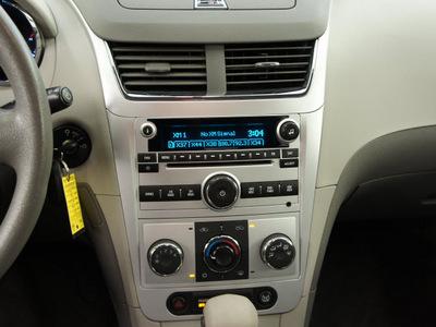 chevrolet malibu 2011 black sedan ls w 1ls gasoline 4 cylinders front wheel drive automatic 44060
