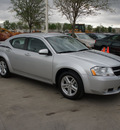 dodge avenger 2010 silver r t gasoline 4 cylinders front wheel drive automatic 76137