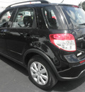 suzuki sx4 crossover 2010 black wagon 4 cylinders automatic 34474
