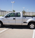 ford f 150 2007 silver stx gasoline 8 cylinders rear wheel drive automatic with overdrive 76108