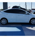 hyundai accent 2013 white sedan gls gasoline 4 cylinders front wheel drive automatic 77094