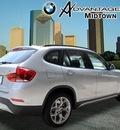 bmw x1 2013 silver wagon xdrive35i gasoline 6 cylinders all whee drive automatic 77002