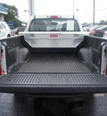 chevrolet colorado 2012 silver work truck gasoline 4 cylinders 2 wheel drive 5 speed manual 08753