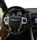 chrysler 200 convertible 2011 touring gasoline 4 cylinders front wheel drive shiftable automatic 77338