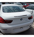 bmw 650 2013 white coupe 4 cylinders automatic 78729